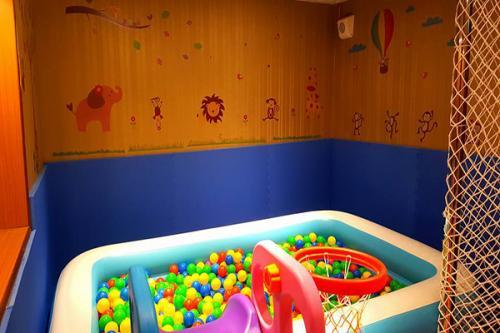 花蓮星宿海兒童遊戲室